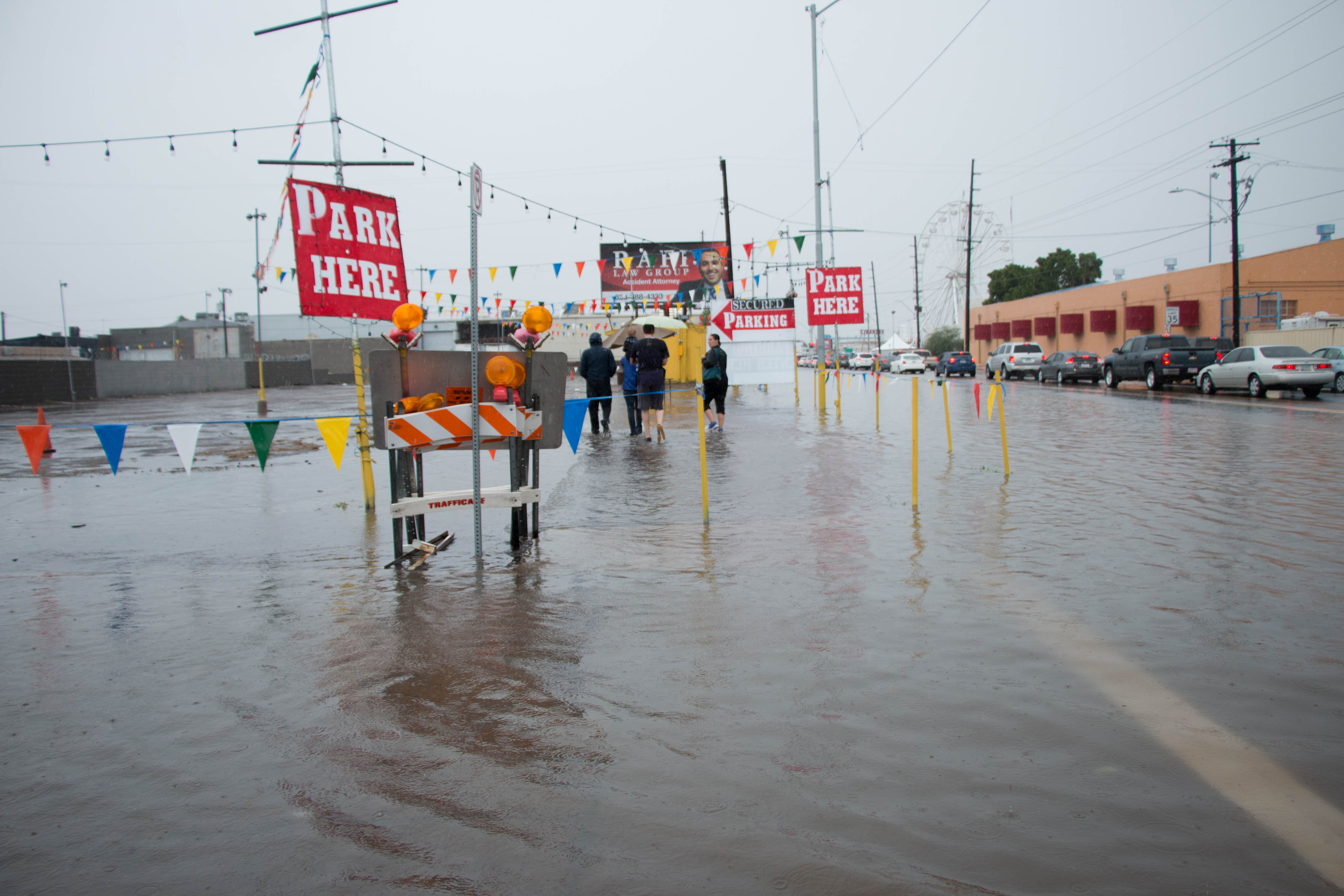 October seizes record of wettest month for Phoenix with help of Sergio – and we're only two weeks in | Arizona Central