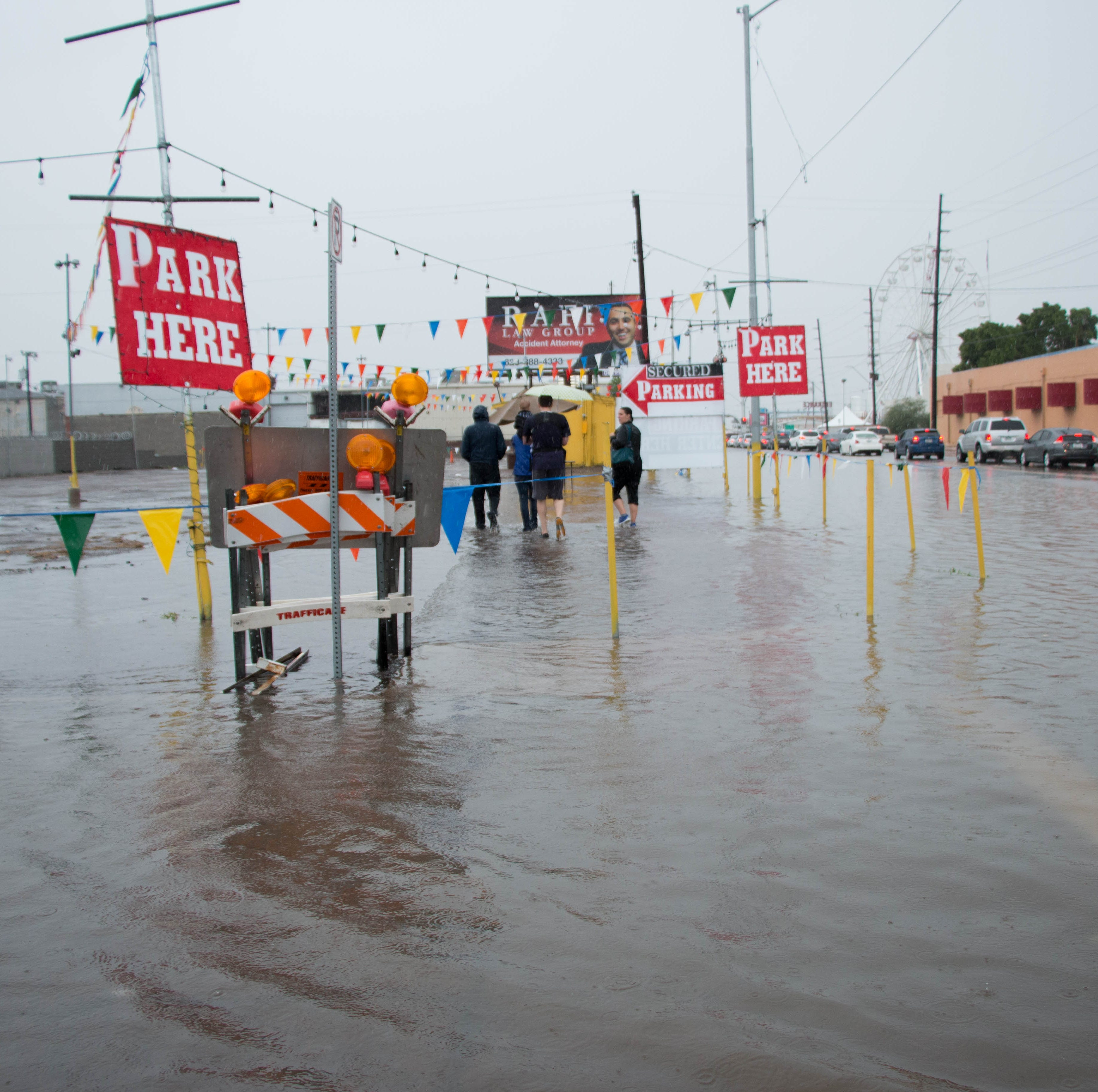 October seizes record of wettest month for Phoenix with help of Sergio – and we're only two weeks in