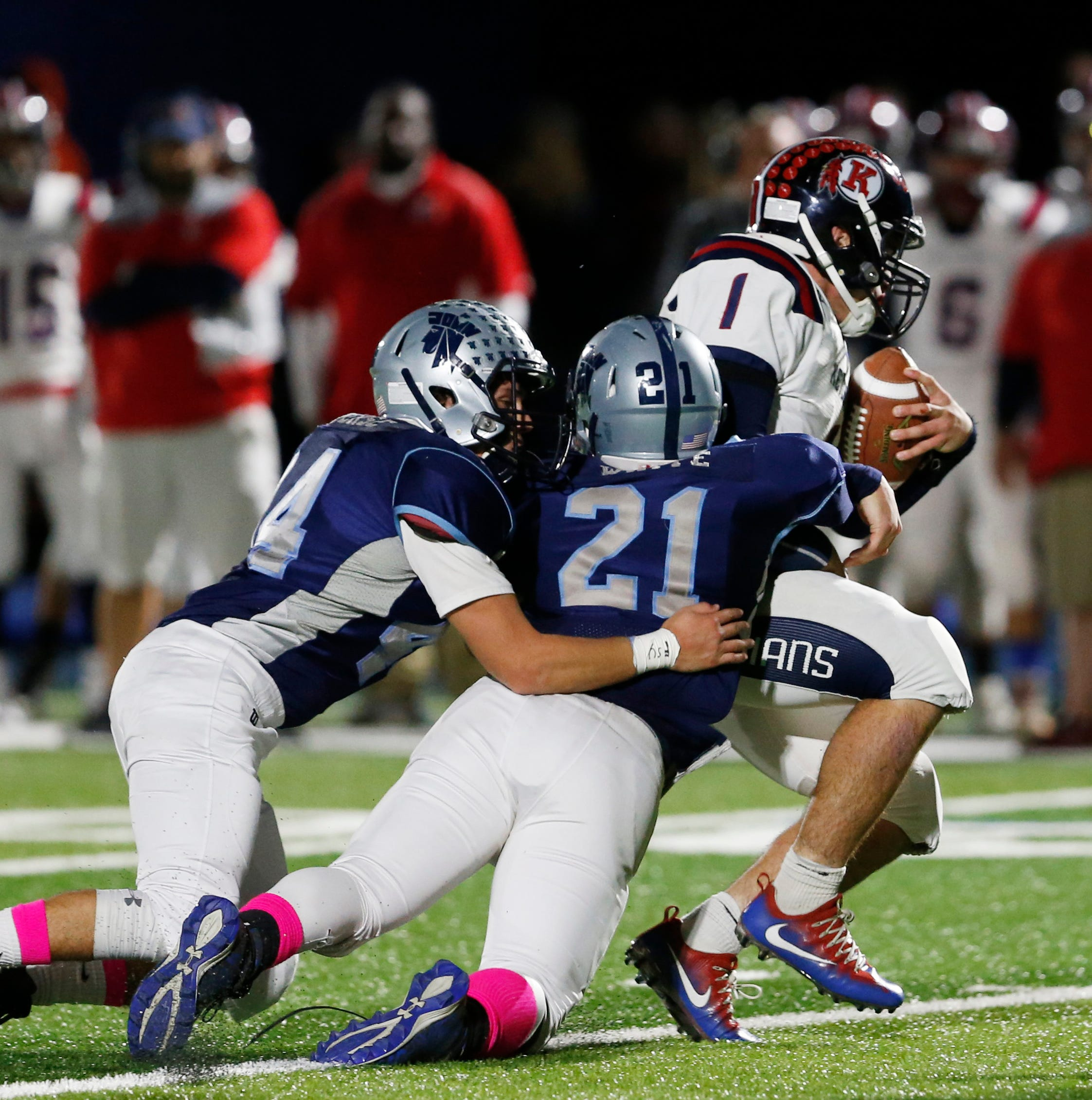 Coronation: Patriots perfect at Ketcham's expense as postseason looms