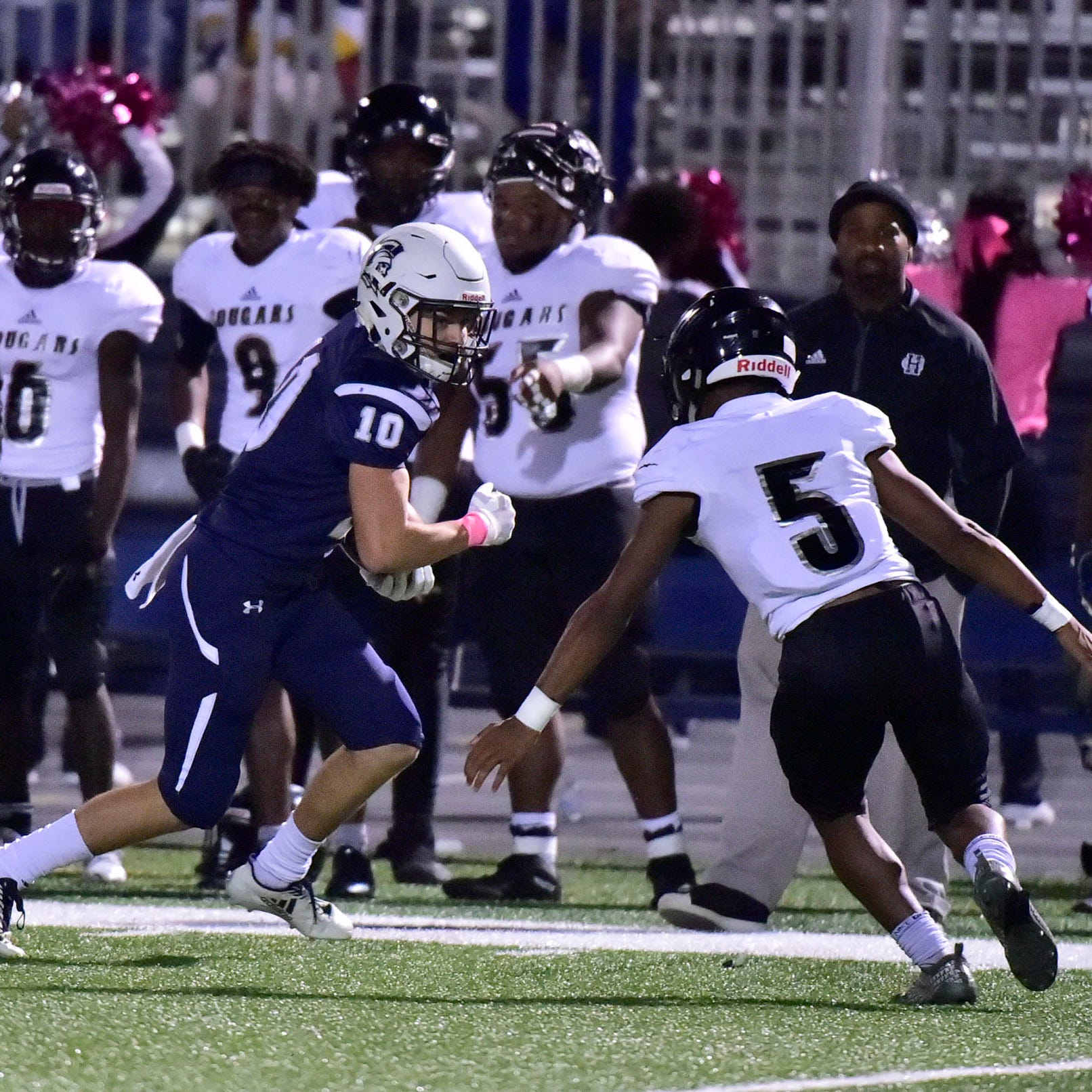 Quick hits: Chambersburg falls to Harrisburg in defensive showcase
