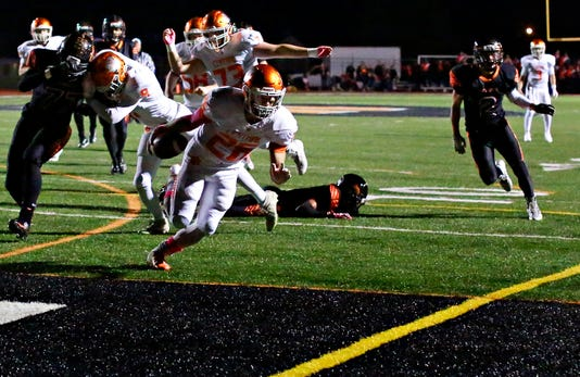 Central York Vs Northeastern Football