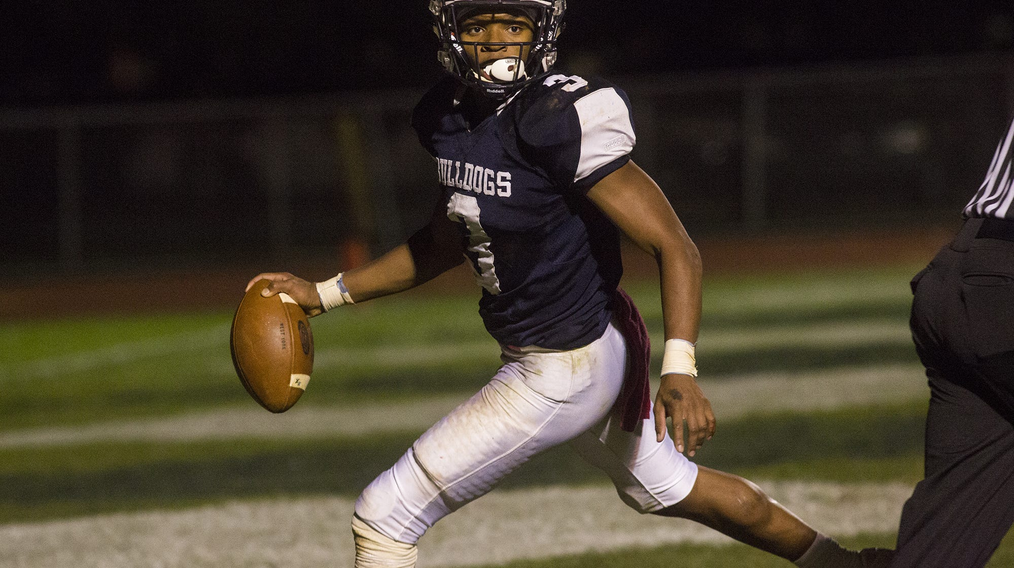 YAIAA high school football results, standings and scores Week 8, Oct. 12