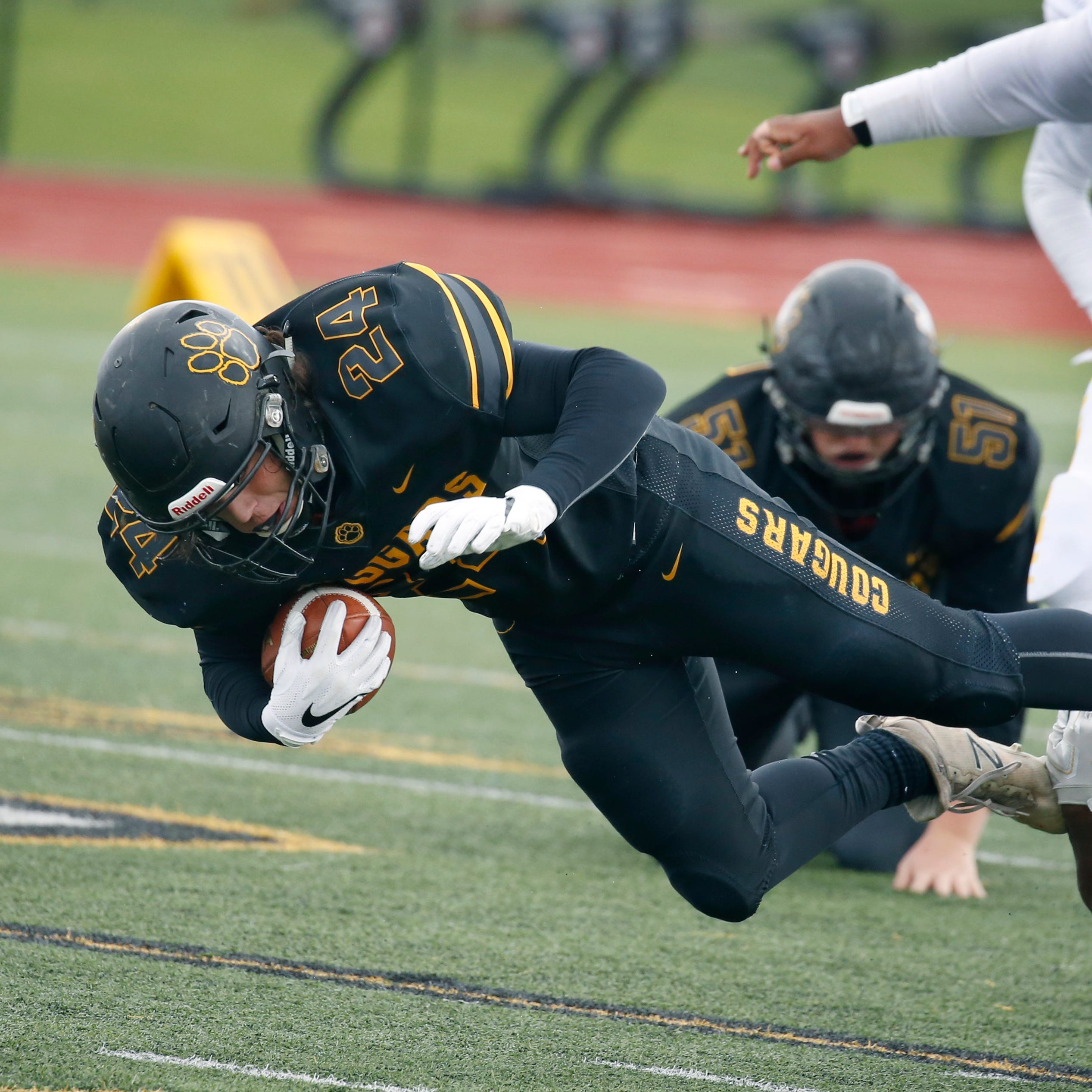 Cardiac Cougars: Honeoye Falls-Lima wins another thriller with TD in final seconds