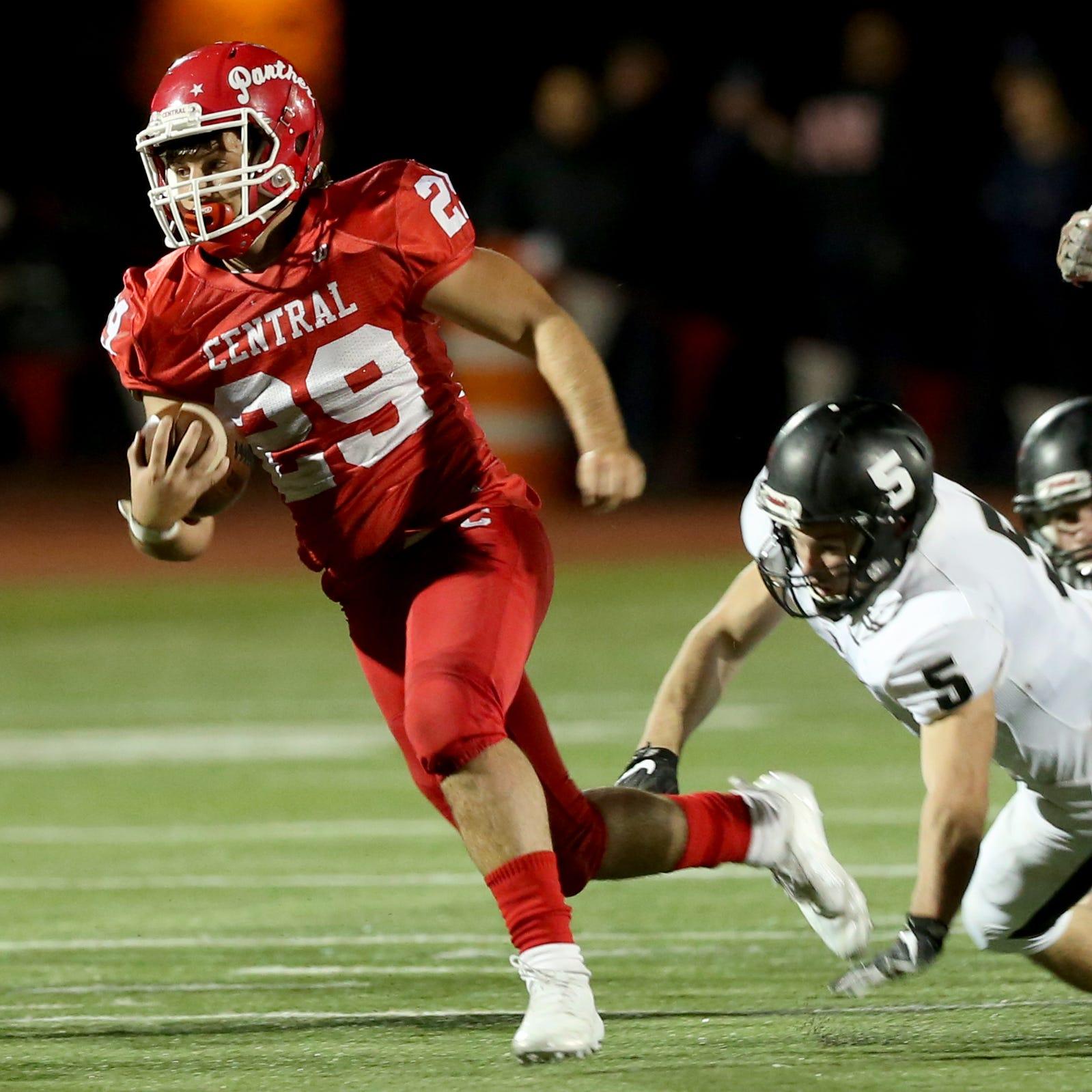 Salem-area high school football standings after Oct. 12 games