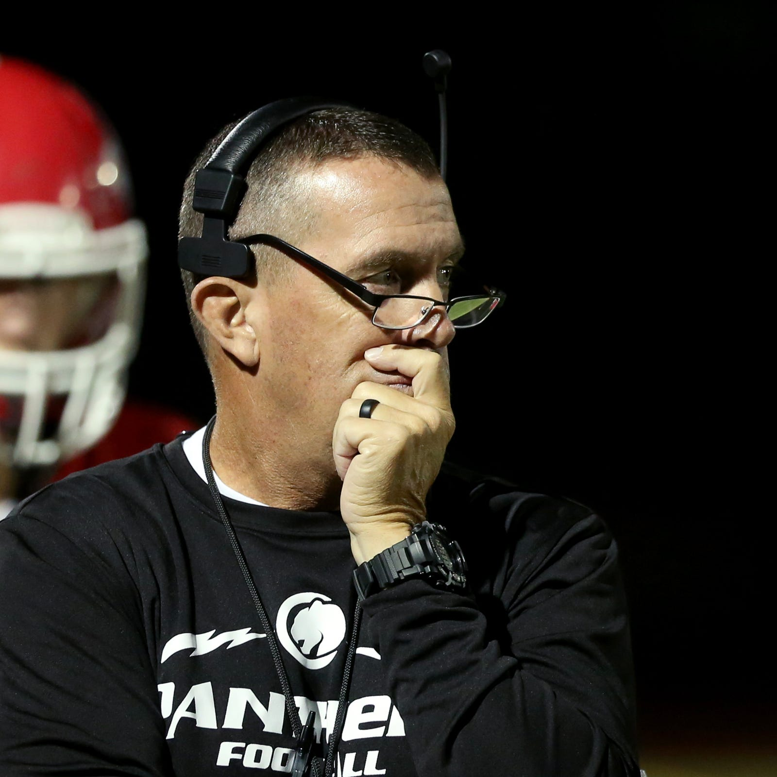 Shane Hedrick steps down as Central football coach