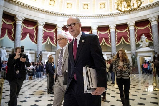 Rep. Greg Walden, R-Ore., has been in Congress since 1998.