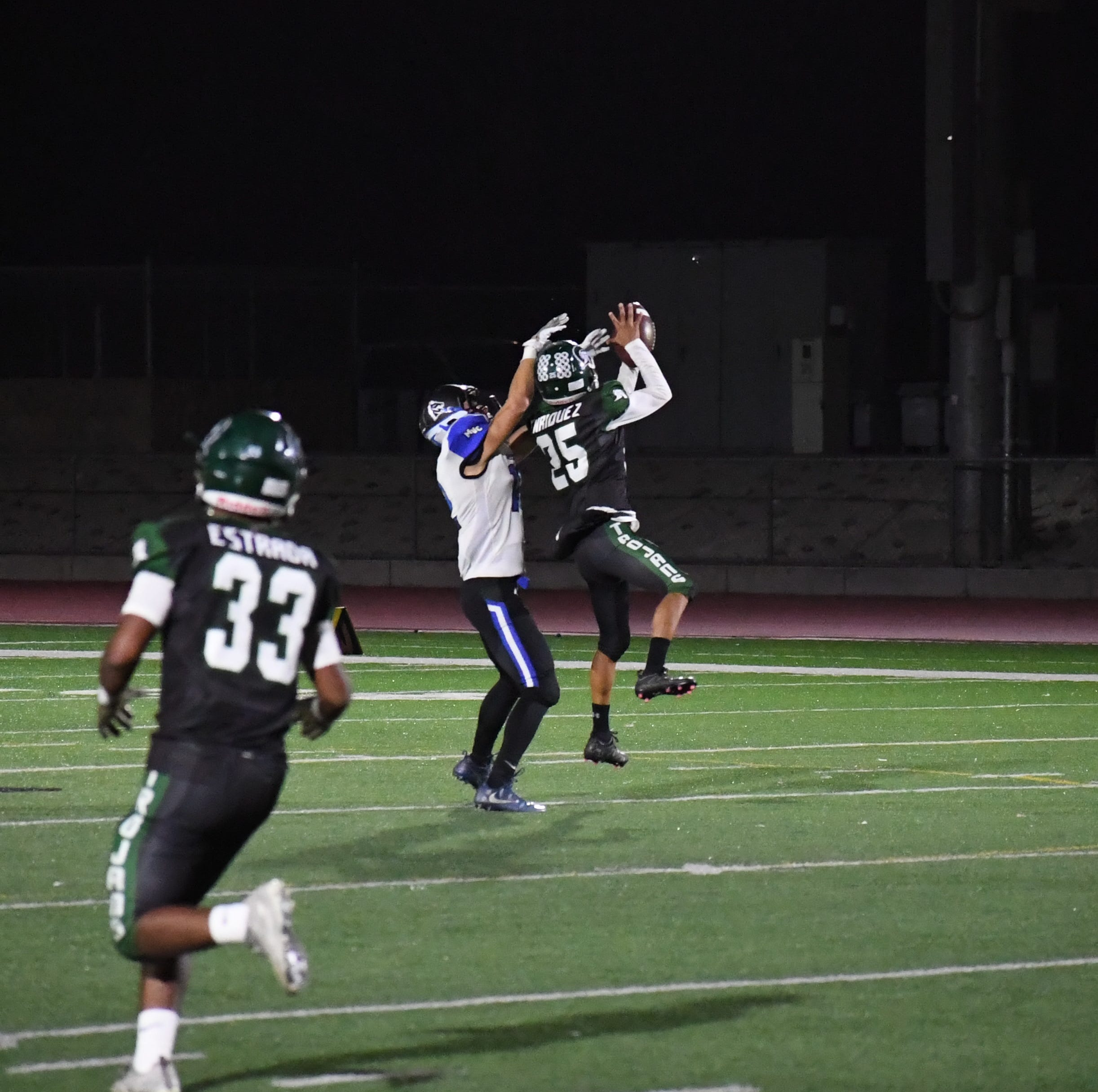 Salinas rolls to fifth straight, Palma lights up Christopher: Friday highlights