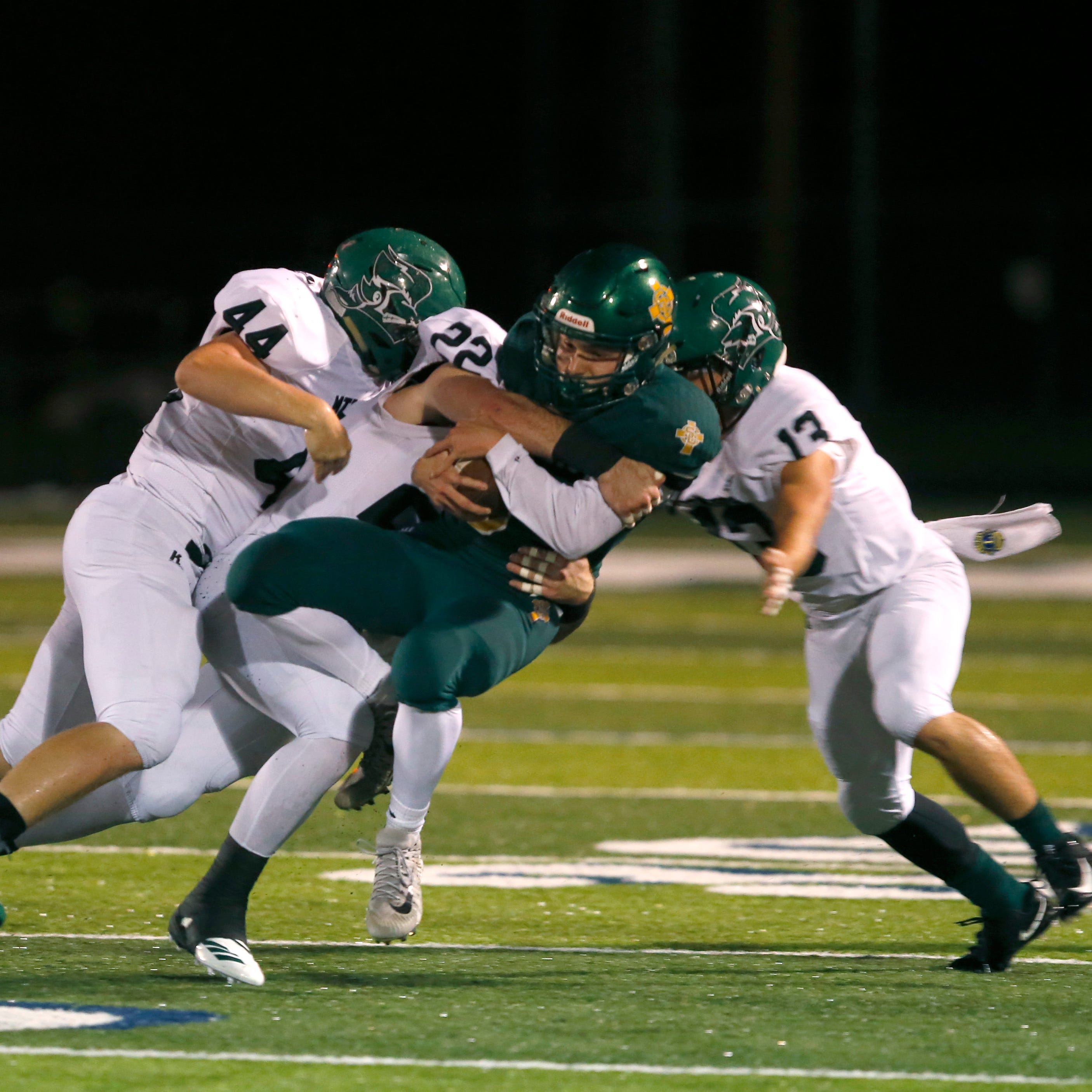 VOTE: Who was the Week 8 high school football player of the week in southwest Missouri?