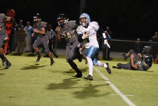 Wilson Memorial is the No. 8 seed in the Region 2B playoffs and opens its postseason Friday at top-seed East Rockingham.