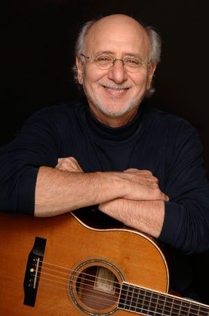 American singer-songwriter Peter Yarrow