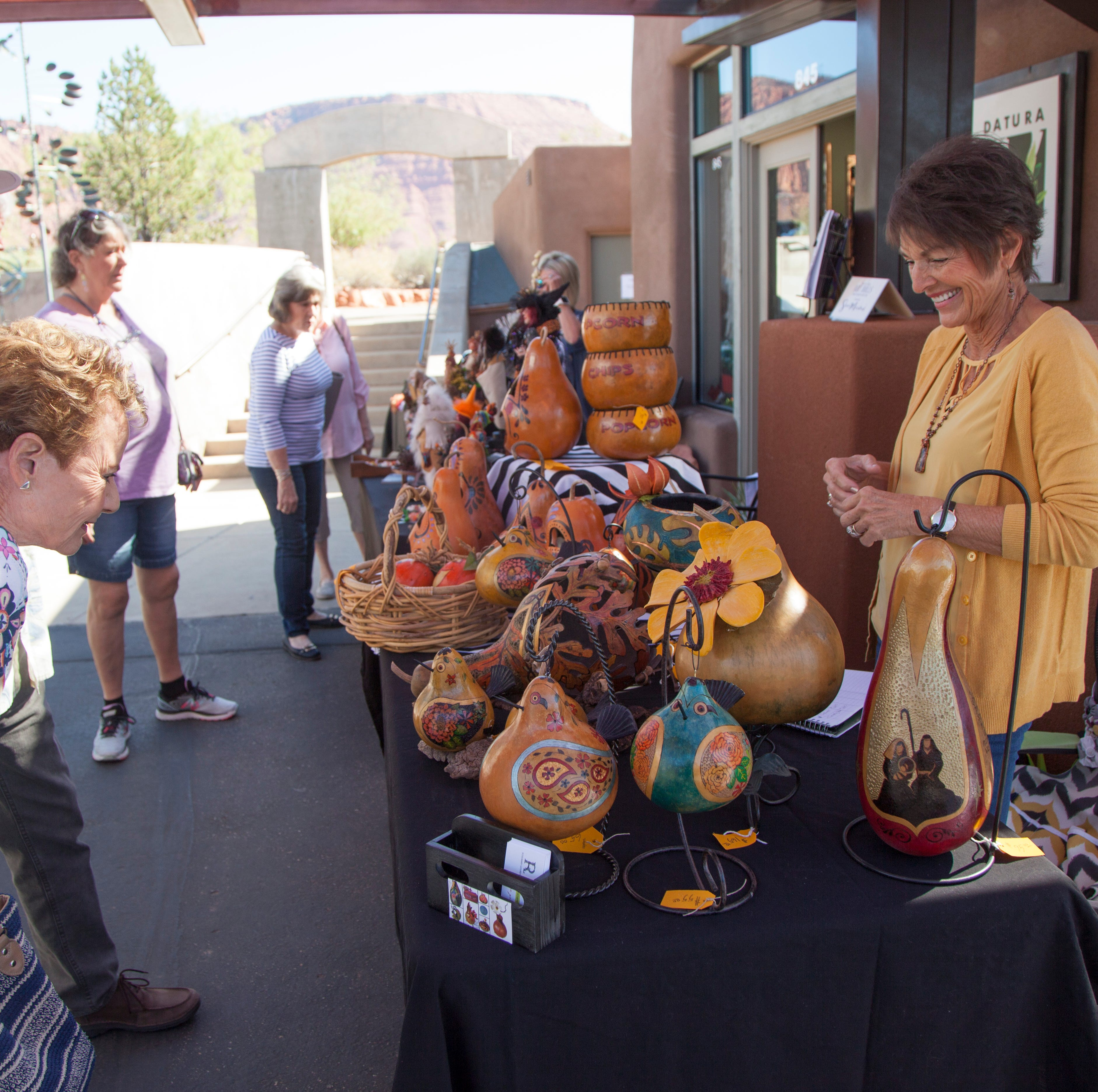 Art in Kayenta festival is a feast for the senses