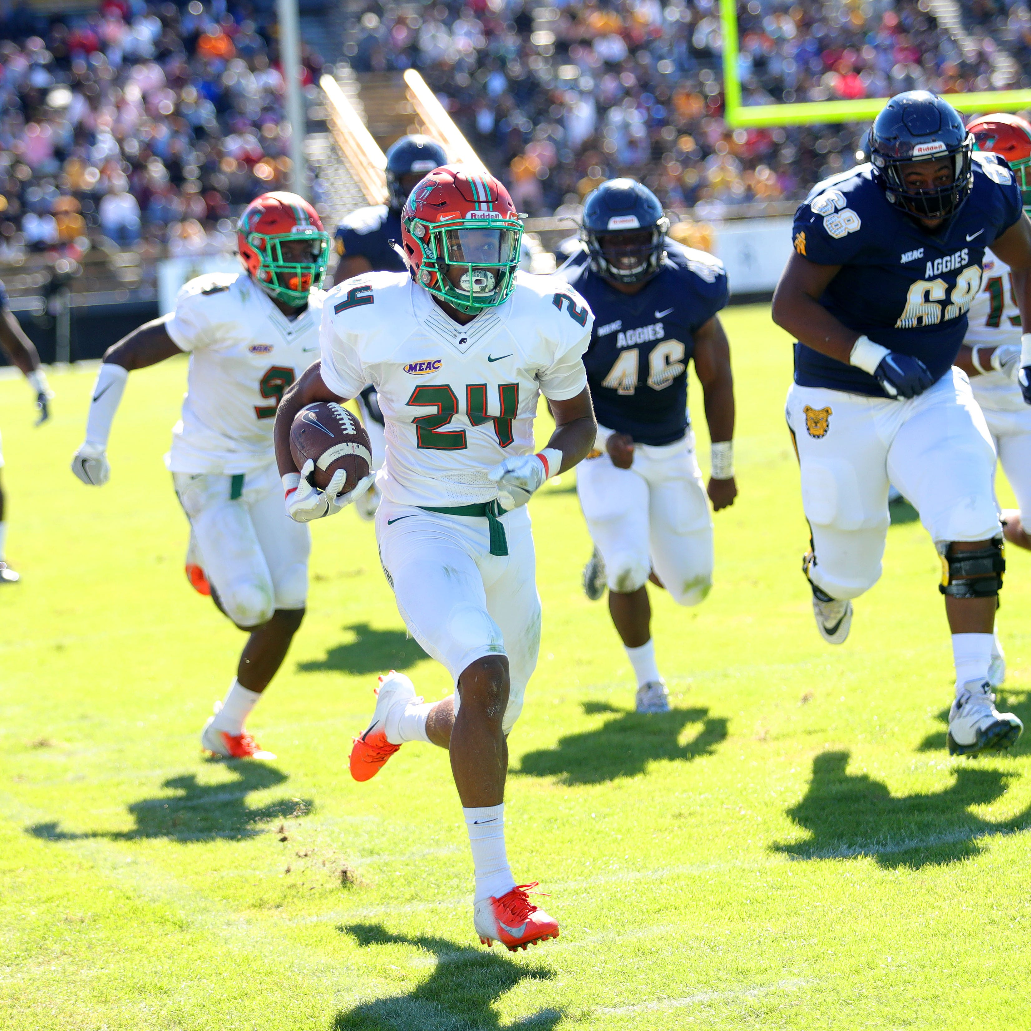 SHOCKER!! FAMU rallies to defeat No. 10 N.C. A&T