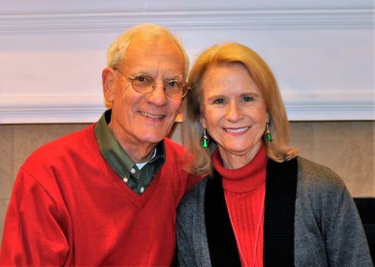 Nick and Anne Bert