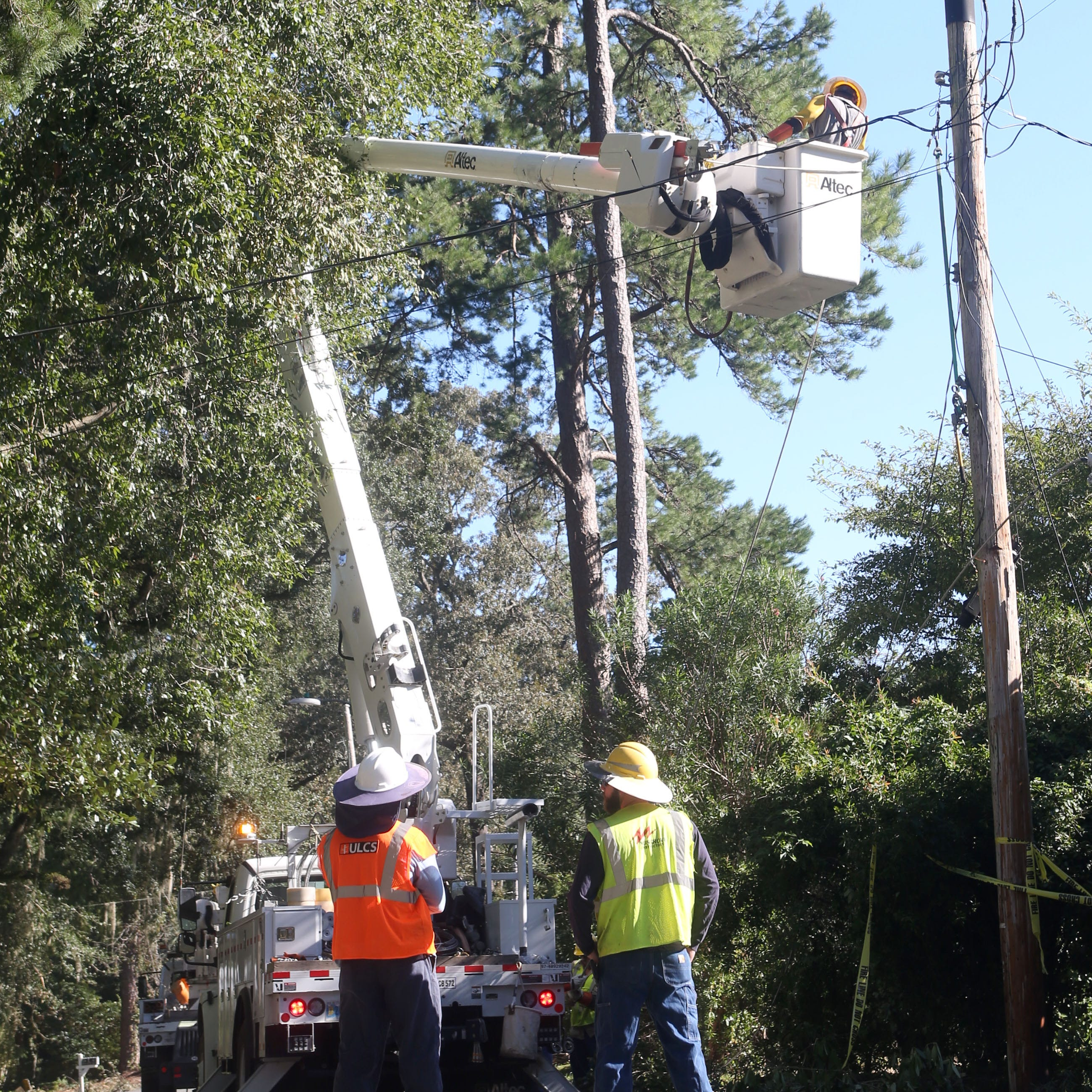 City of Tallahassee outage map FAQ: Why does it look like I have power when I don't?