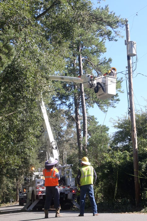 City Of Tallahassee Outage Map Faq