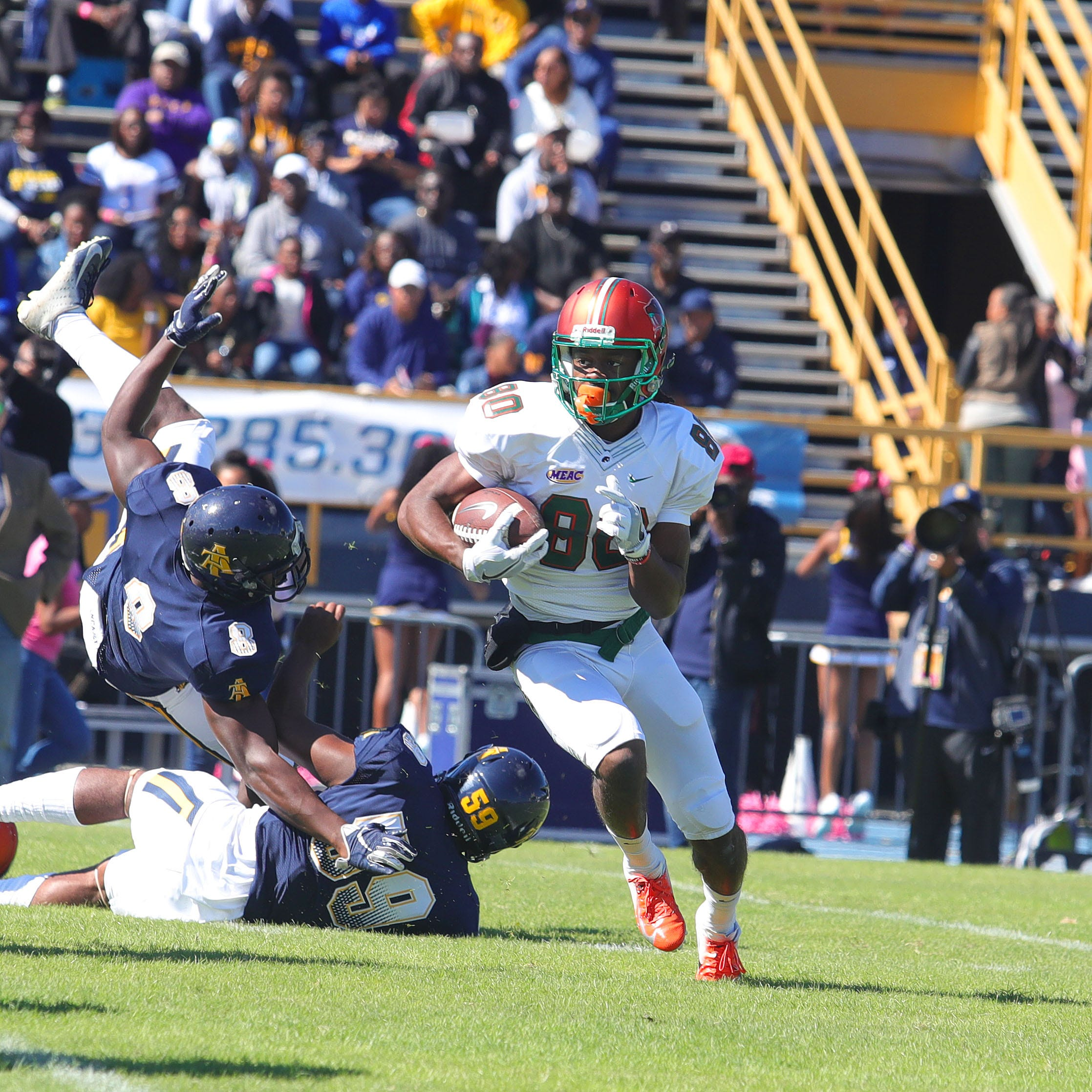FAMU's individuals shine as the team continues to rise
