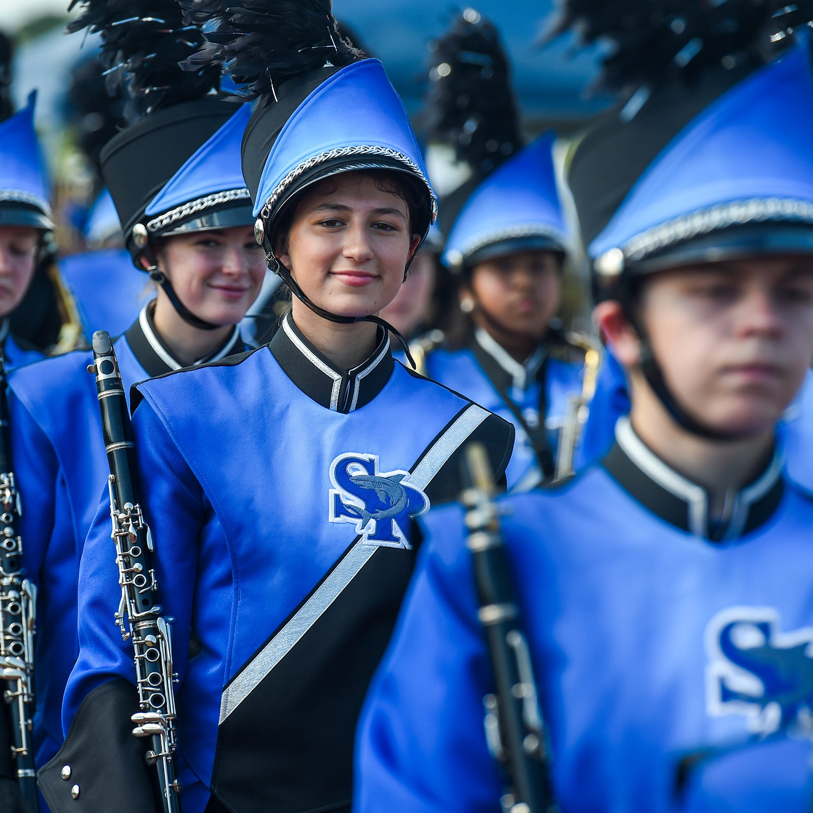 Sebastian River High band tops field in Crown Jewel finals