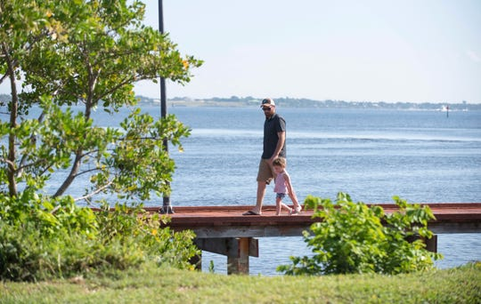 Water quality is a high priority for communities in indian River County, according to four municipal managers who spoke Wednesday to the Indian River County Taxpayers Association.