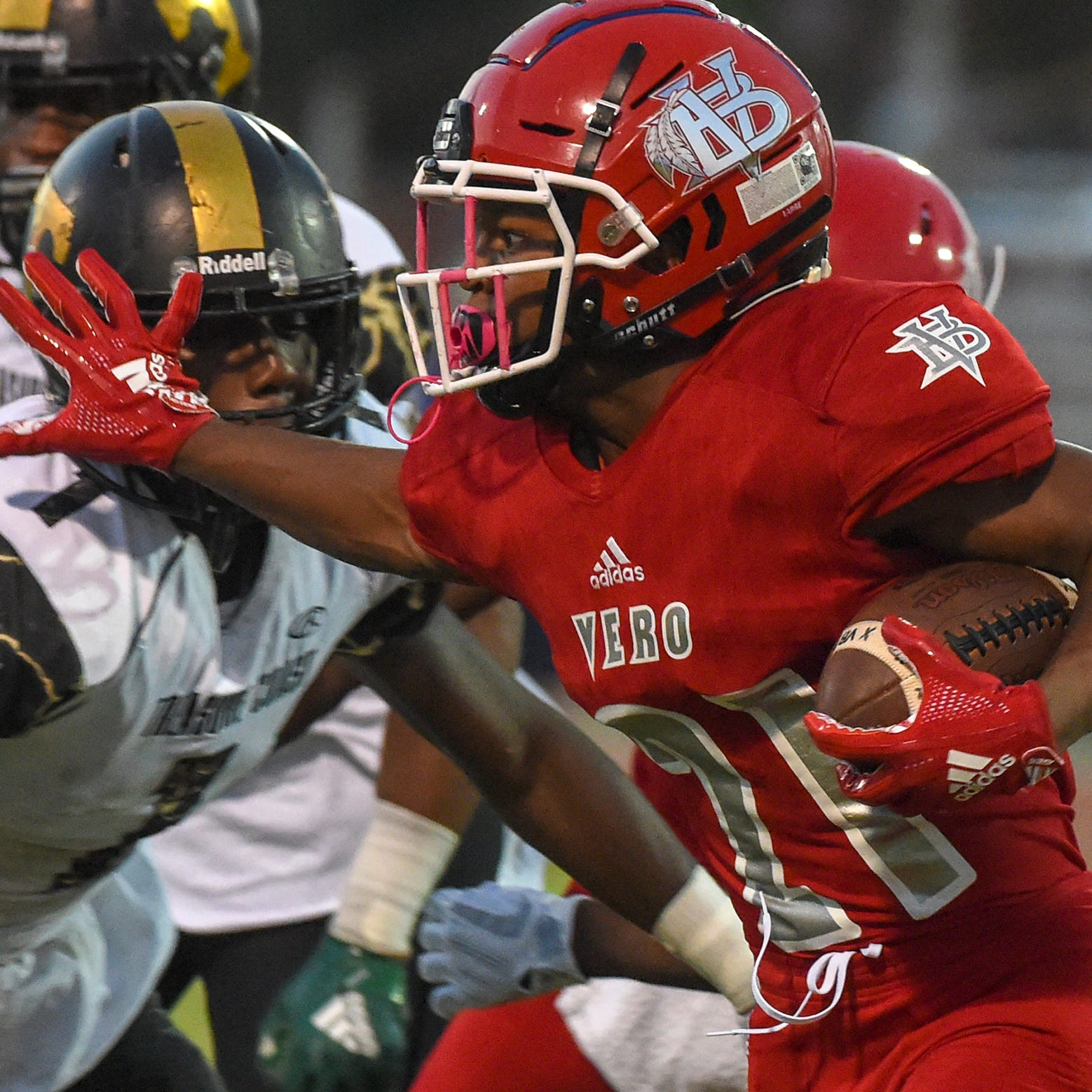 Vero Beach football closes on No. 1 overall seed for Class 8A playoffs