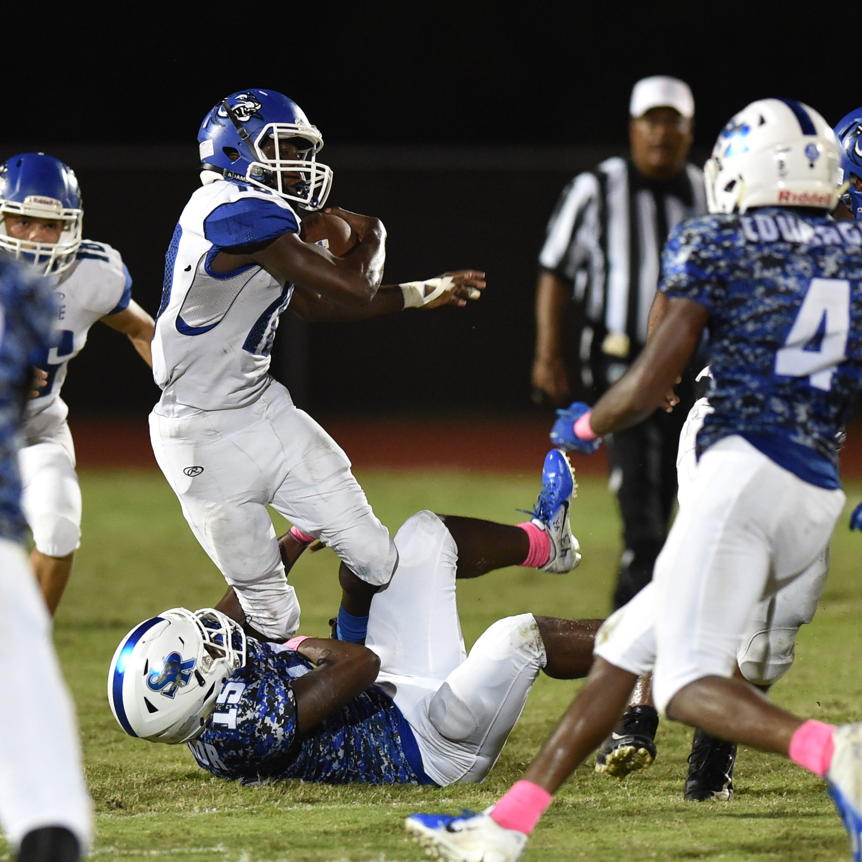 Heritage, Viera, Rockledge take control of district football races