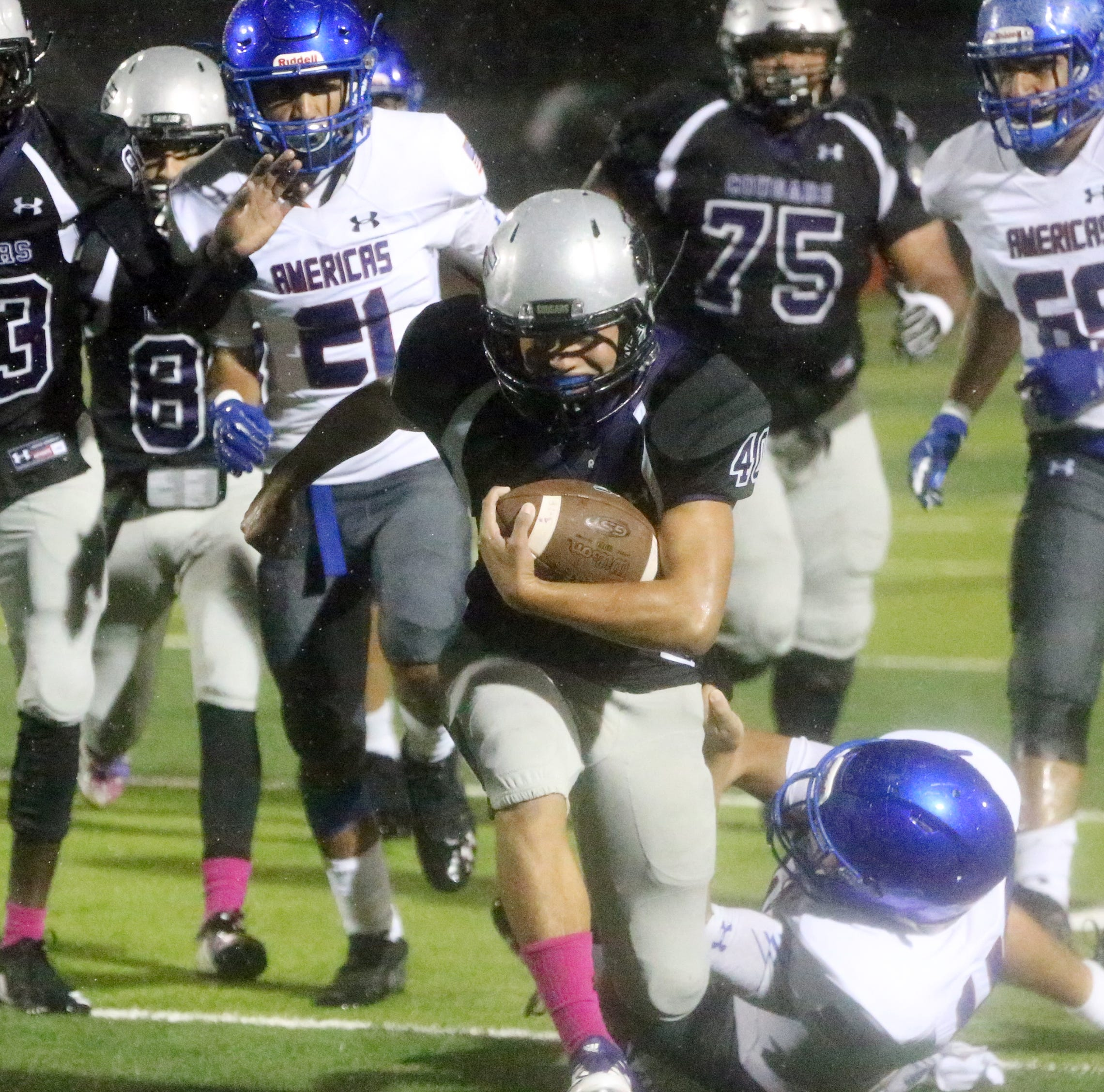 Get insight on this weekend's matchups with El Paso high school football game capsules