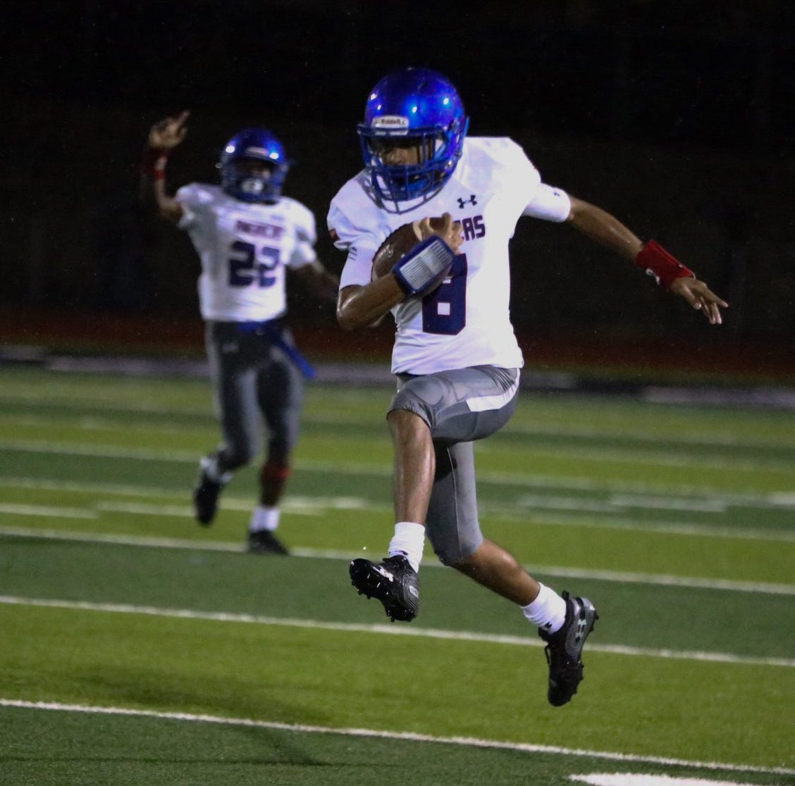 Texas high school football statewide scores: Week 7