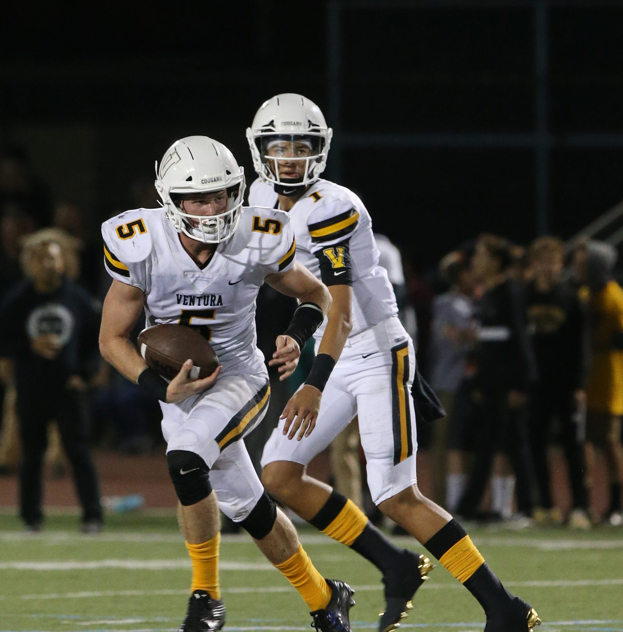 Ventura earns first win of season by beating rival Buena for 9th straight time
