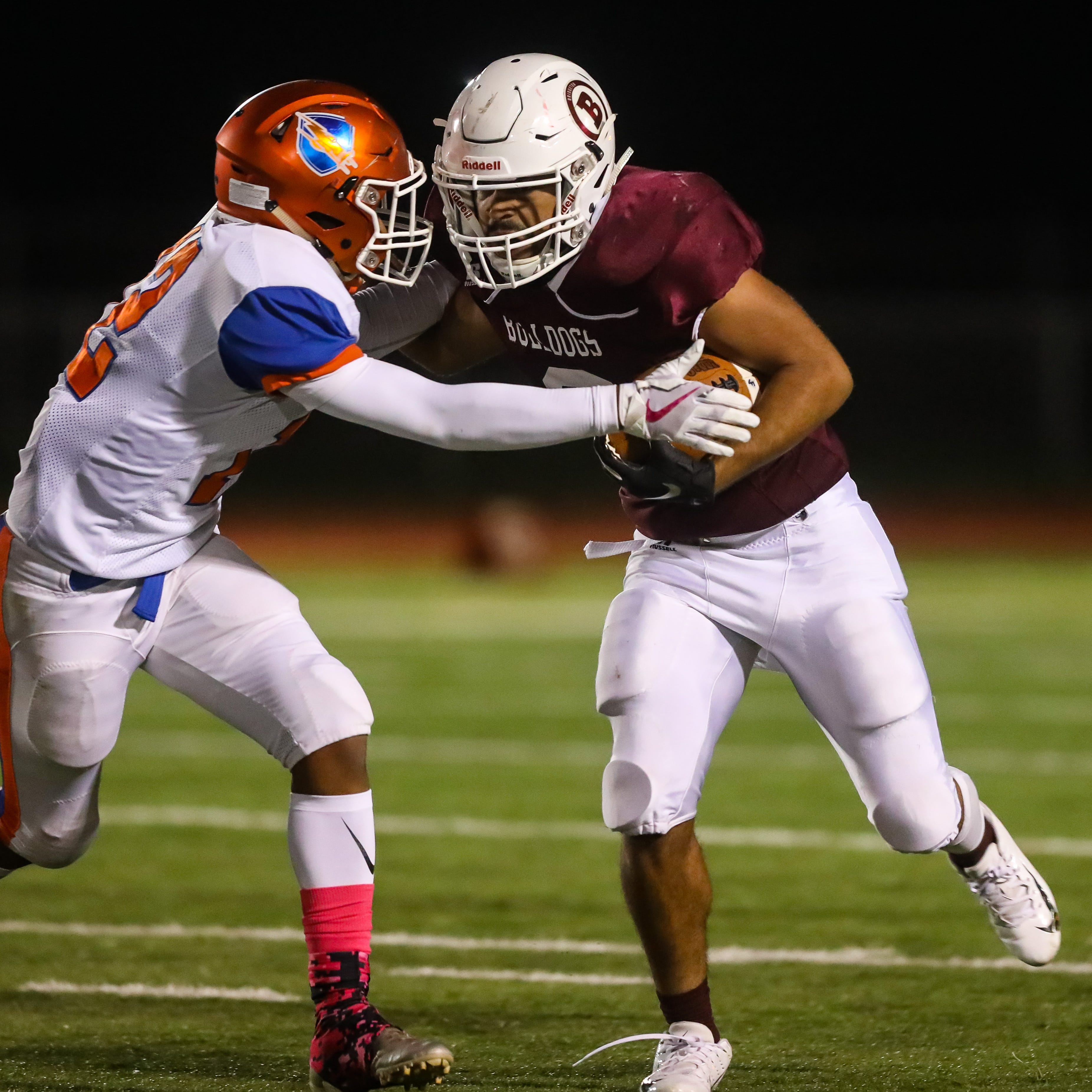 Football: Millville's maturity tested in showdown with Bridgeton