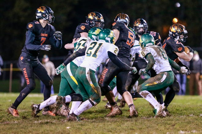Edgar's defense has allowed just six points in three WIAA postseason games so far. The top-seeded Wildcats face Reedsville in a Division 7 state semifinal game Friday in Waupaca.