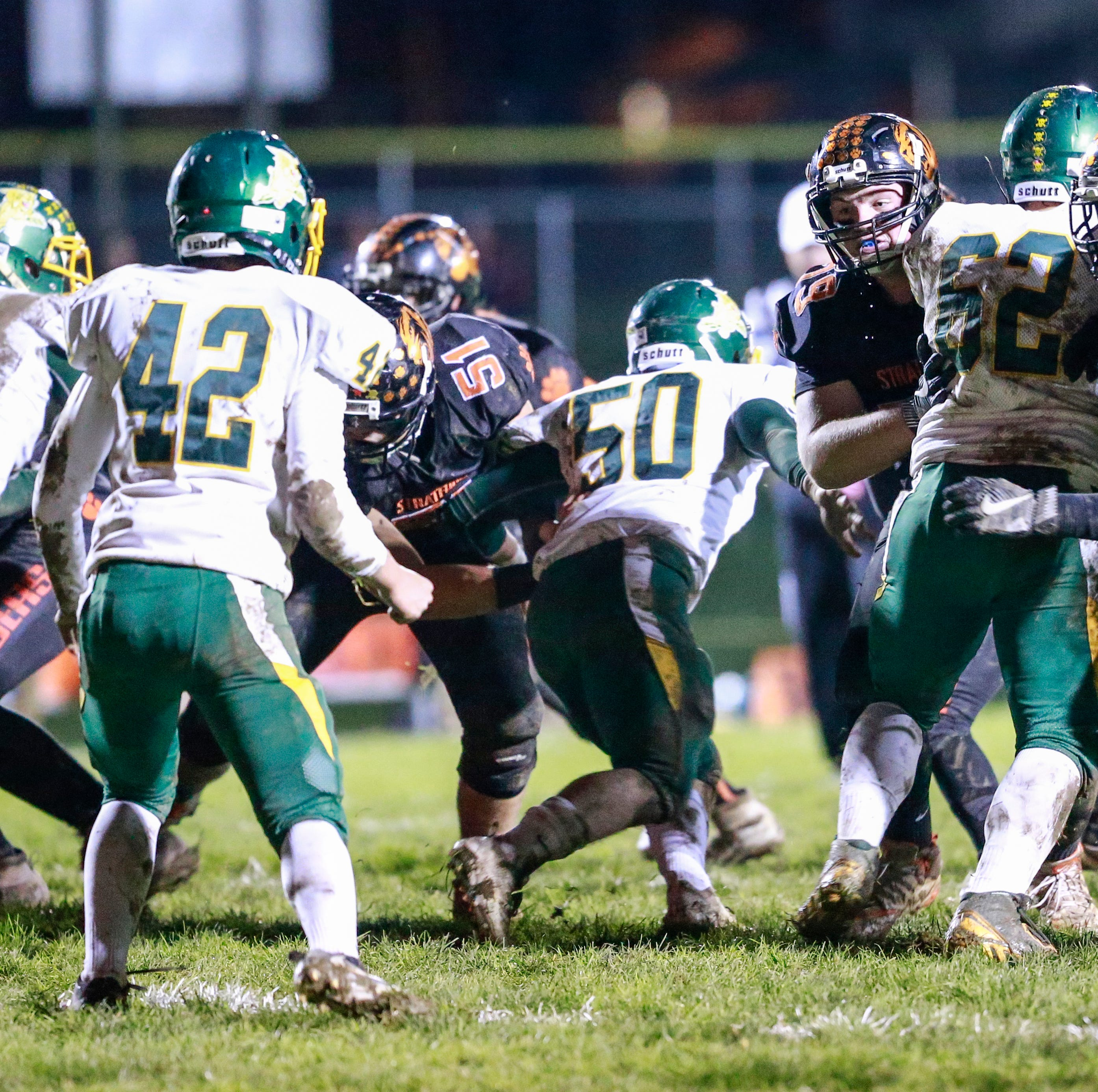 WIAA state football: Edgar, Stratford return together a decade after epic title game clash