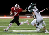 Highlights as Somers dominated Yorktown on both sides of the ball in a 26-7 first round playoff victory.