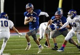 Carmel defeated rival Mahopac 34-21 in football action at Carmel High School Oct. 11, 2018.