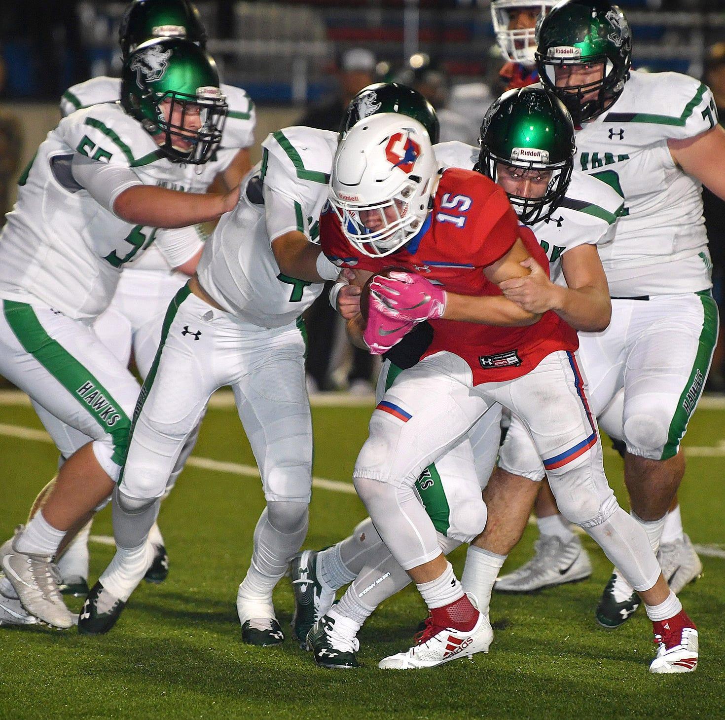 Duncan: Week 8 Wichita Falls area football predictions