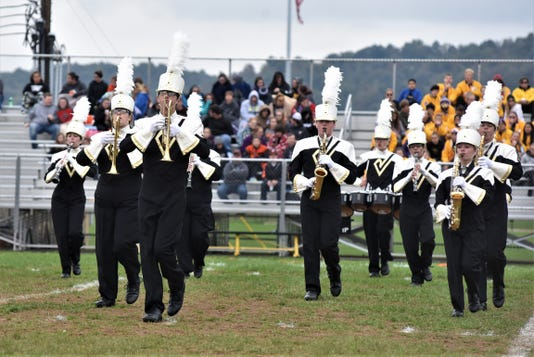 RV Marching Band
