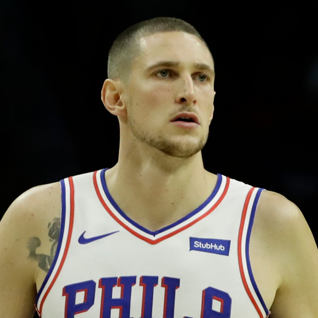 76ers, Mike Muscala apologize for dad's offensive tweets about Jimmy Butler