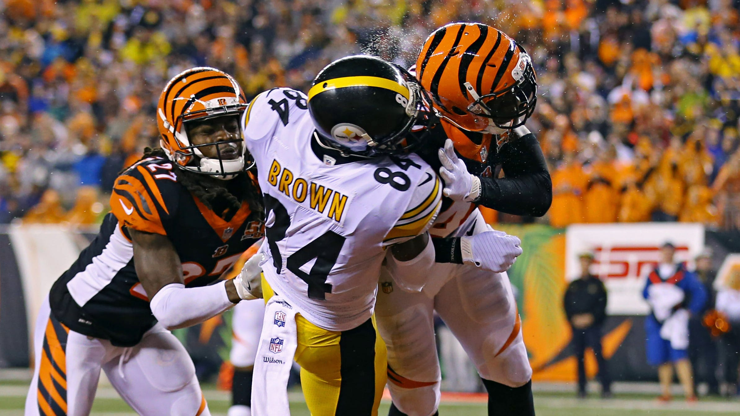 NFL Week 6 matchups to watch: Bad blood flowing again for Steelers, Bengals?