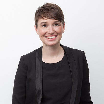 Green Party politician Sigrid Maurer.
