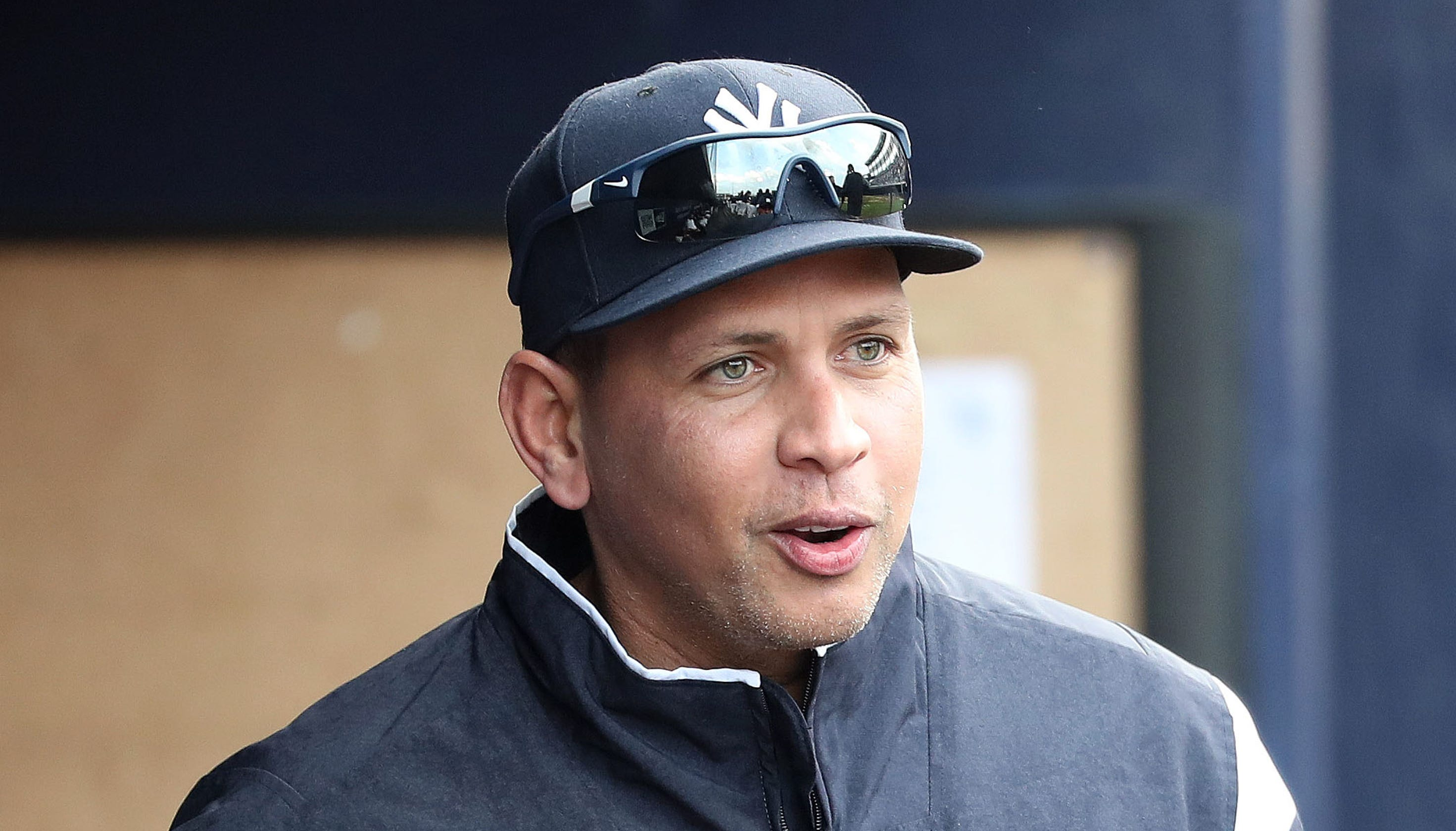 new concept bfef9 7d1f7 MLB playoffs: Alex Rodriguez wears full Red Sox uniform on air