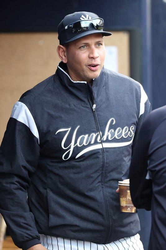 Mlb Spring Training Tampa Bay Rays At New York Yankees