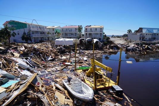 Usp News Hurricane Michael A Usa Fl