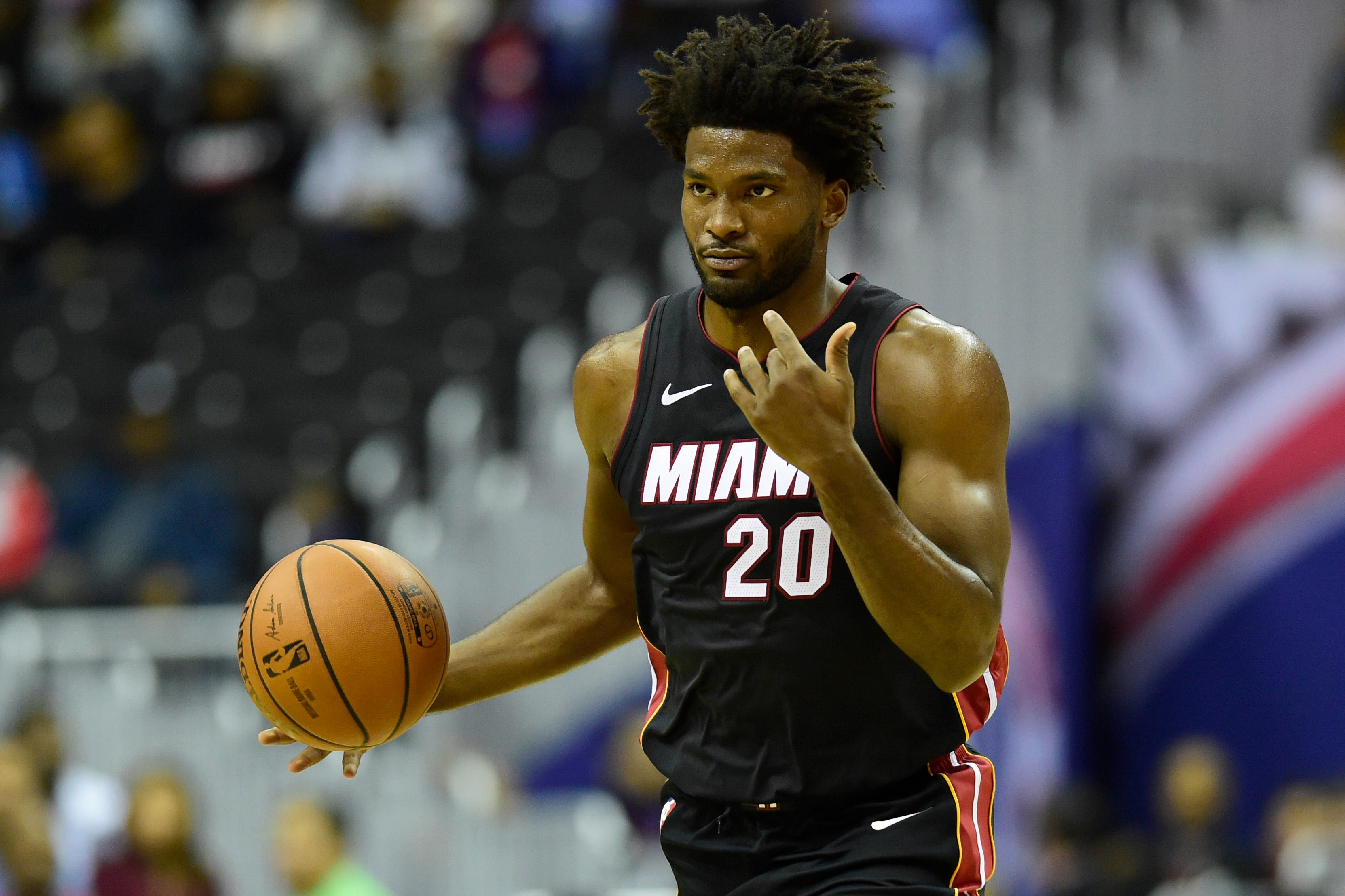 Heat appear to put end to Justise Winslow trade rumors with reported extension