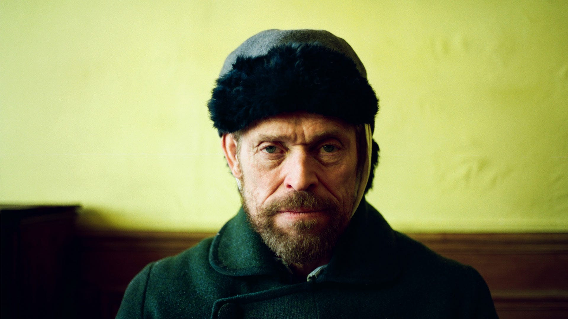 Willem Dafoe, 63, takes on Vincent van Gogh, 37, in drama 'At Eternity's Gate'