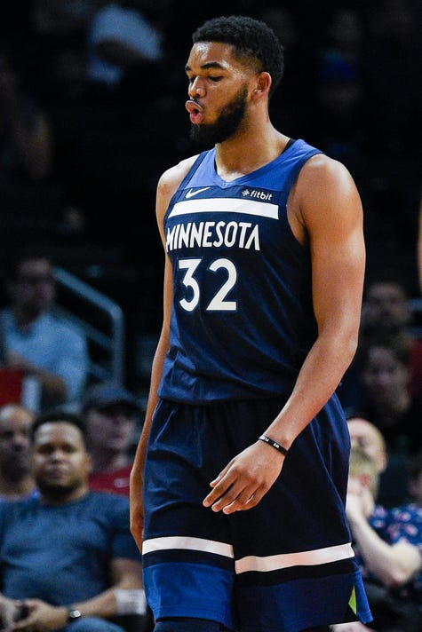 Usp Nba Preseason Minnesota Timberwolves At Los A S Bkn Lac Min Usa Ca dabaeafc1