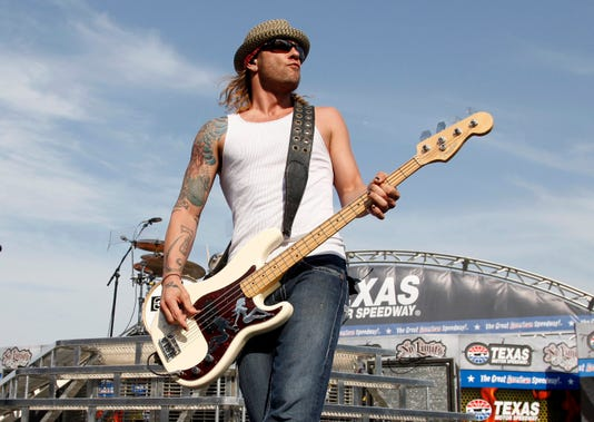 Ap Ex 3 Doors Down Bassist Sentenced A File Ent Usa Tx