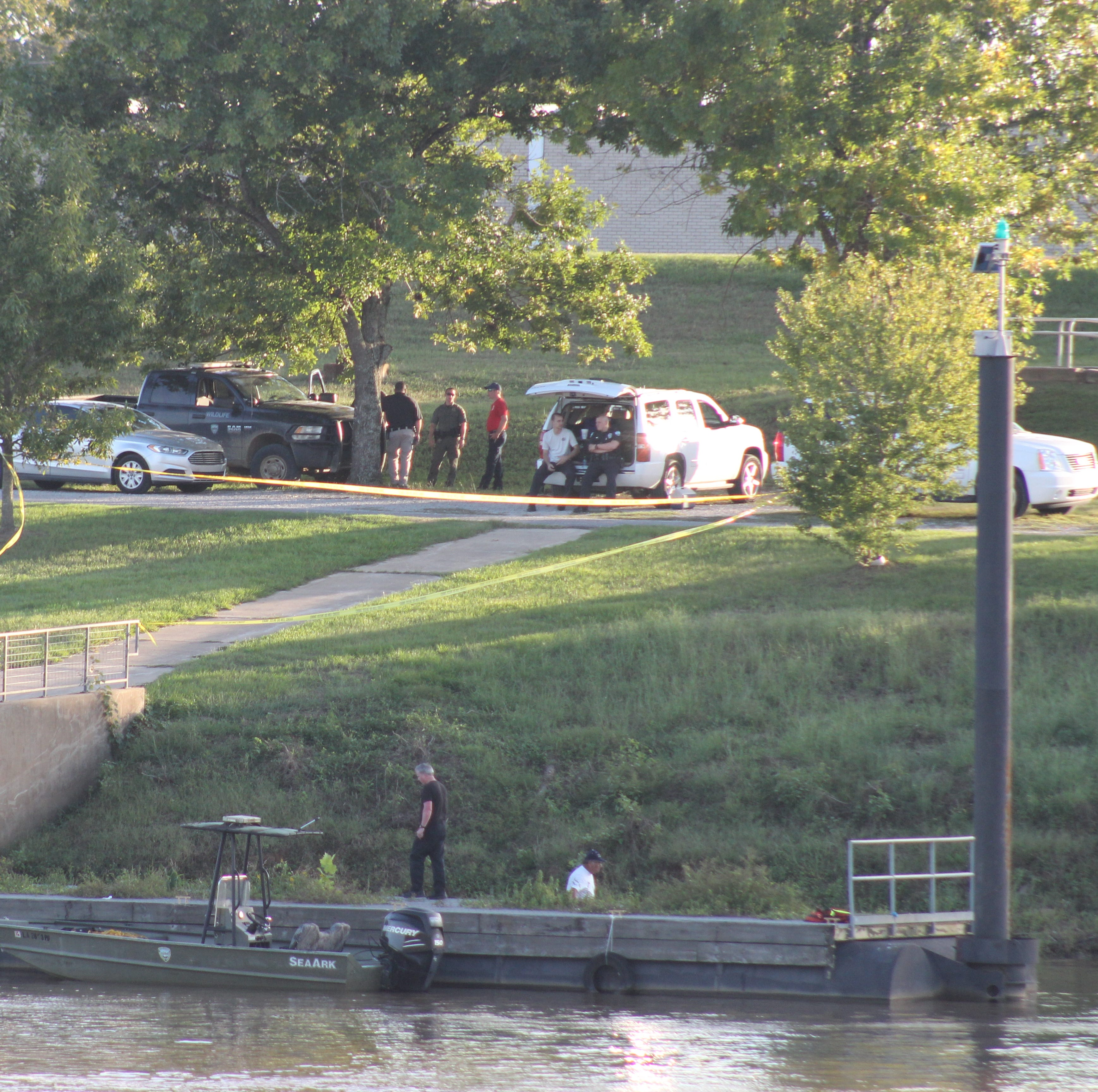 Red River search for woman continues