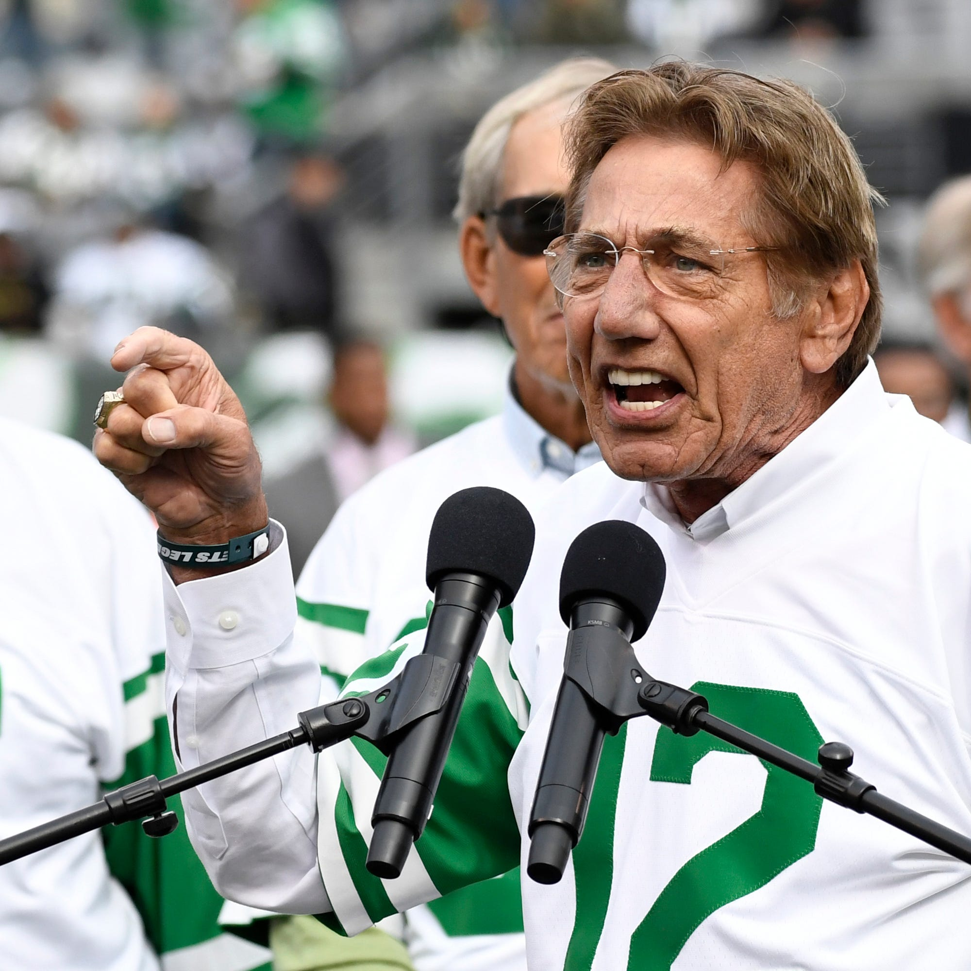 Edelson: Darnold might just be next Joe Namath for Jets