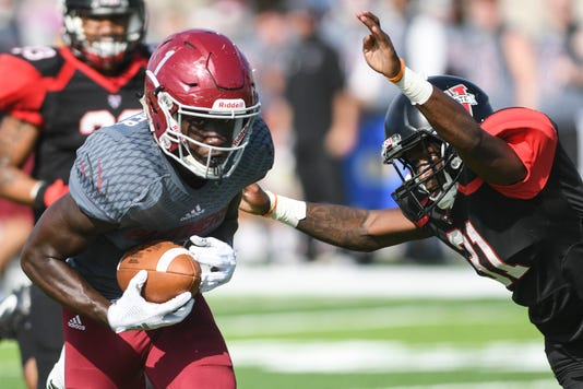 College Football Valdosta State At Florida Tech