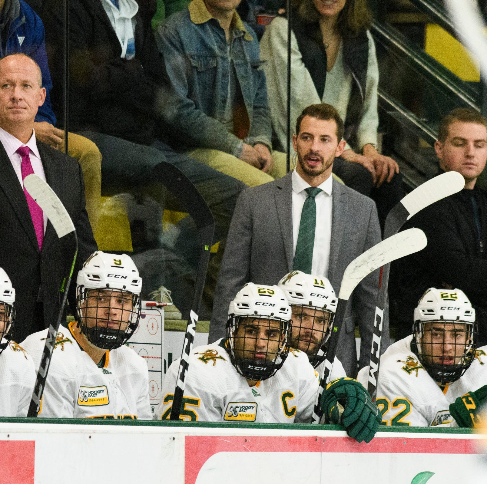 UVM men's hockey: Sneddon to return for final year of 3-year contract
