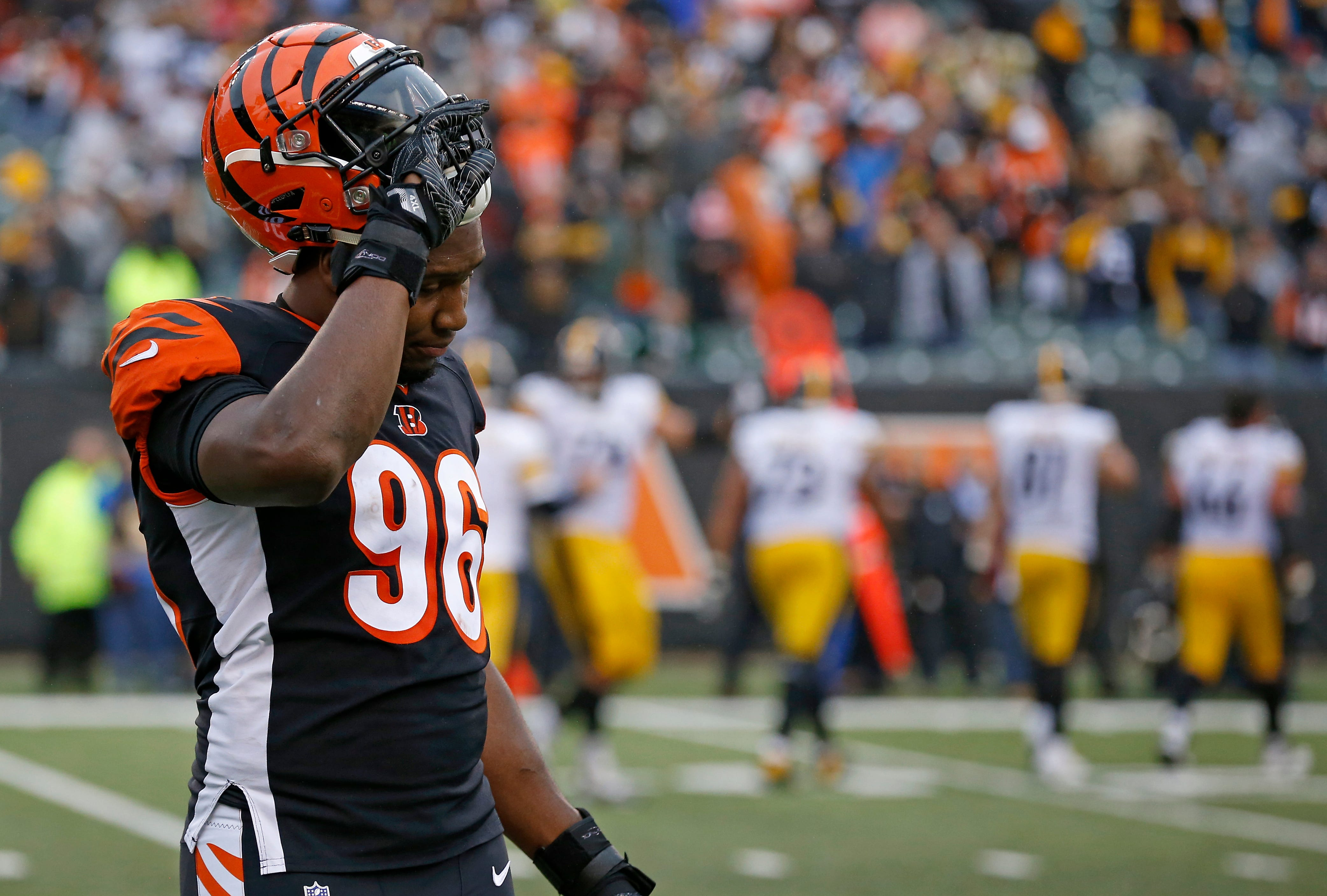 Cincinnati Bengals points of frustration differ after another loss to Pittsburgh Steelers