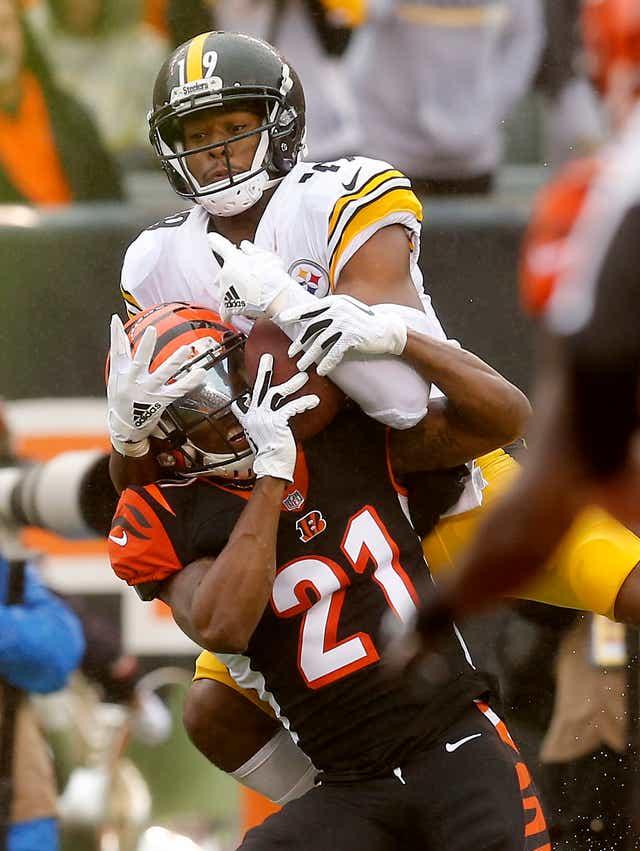 Pittsburgh Steelers Score Late Touchdown To Beat Cincinnati